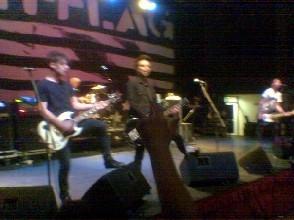 Anti Flag at The Cresset, Peterborough, February 23, 2008