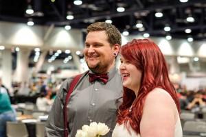 Grand Prix Las Vegas Wedding - Photo by Joey Pasco