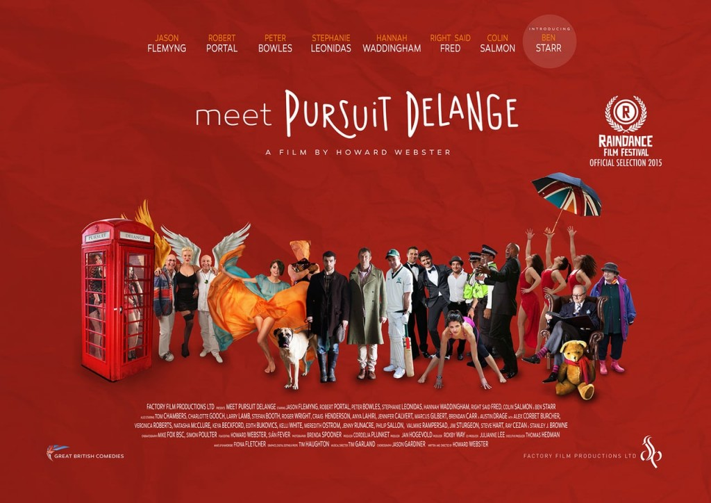 Meet Pursuit Delange Trailer
