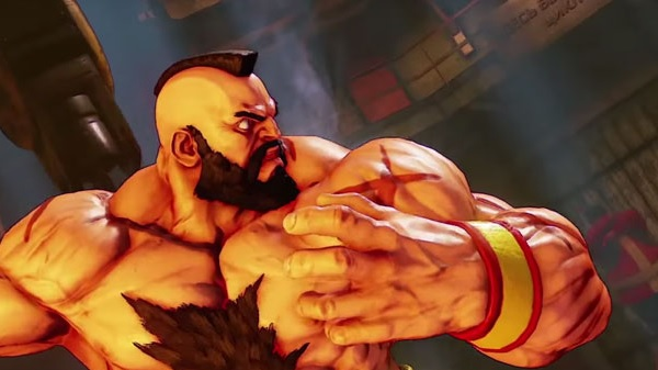 Street Fighter V Beta 3