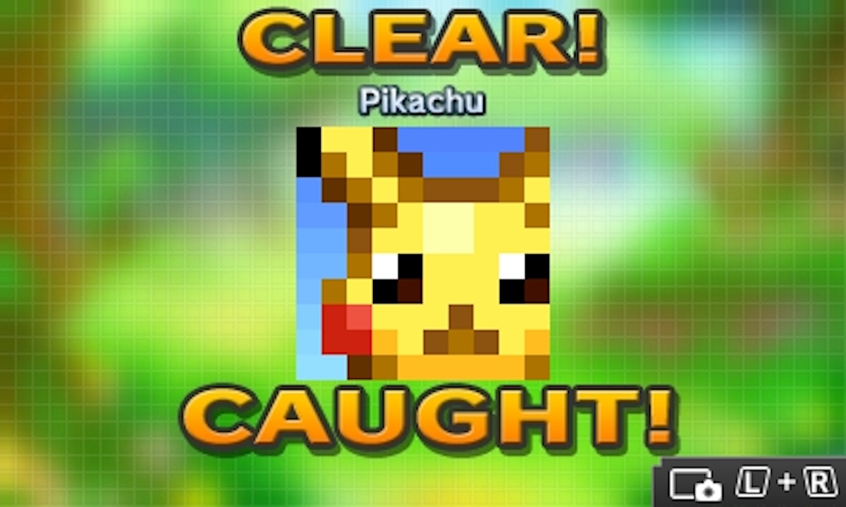 Pokemon picross mural solutions m1 images pokemon images for Mural 01 pokemon picross