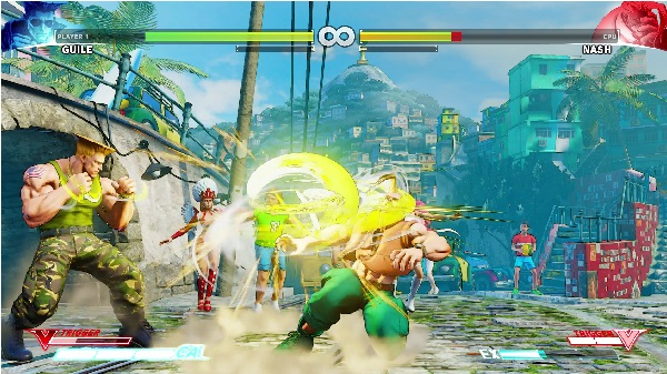 Guile for SFV