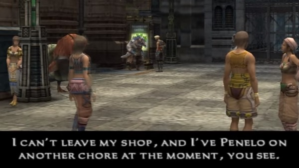 Revisiting FFXII