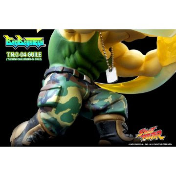 Street Fighter T.N.C. 04 Guile 2