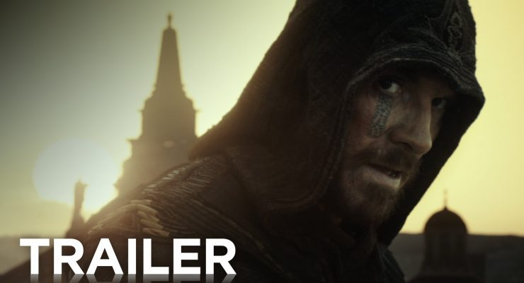 Assassin's Creed Film First Official Trailer