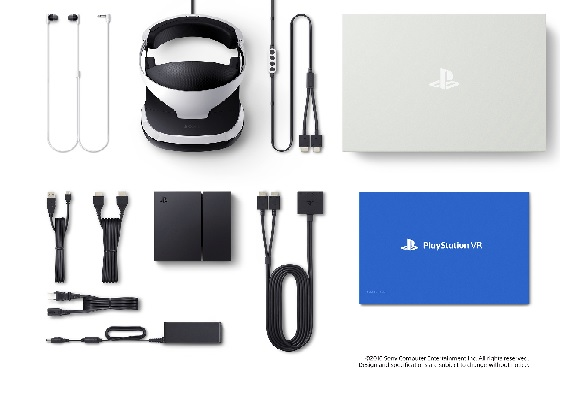 My intro to Playstation VR