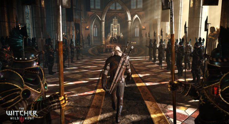 Save on Witcher 3 The Wild Hunt