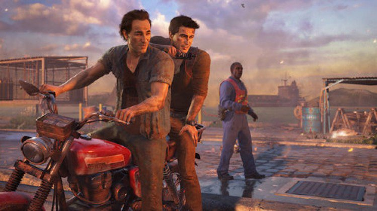 BAFTA British Academy Games Awards 2016 Winners - Best Game - Uncharted 4