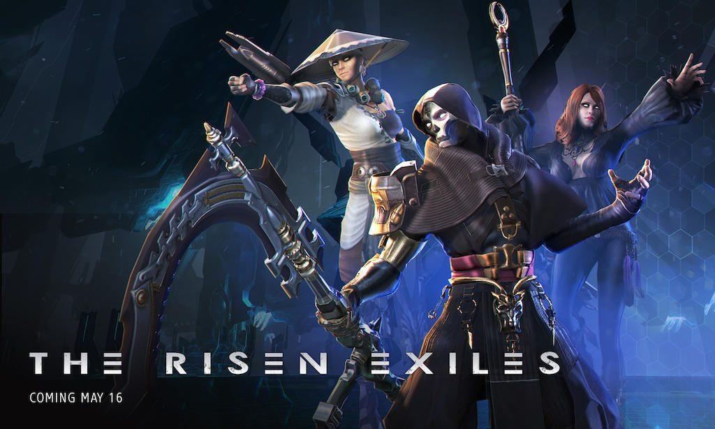 Skyforge Risen Exiles Expansion