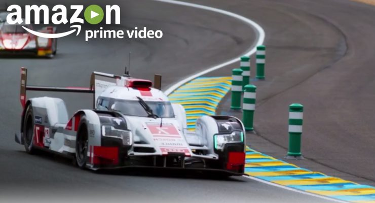 New Amazon Series Follows Le Mans Racers