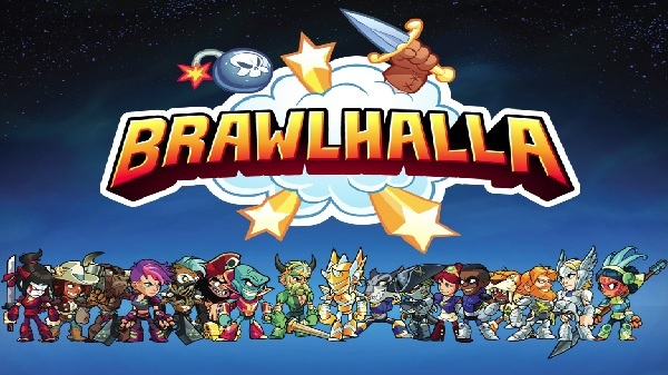 Brawlhalla on PS4