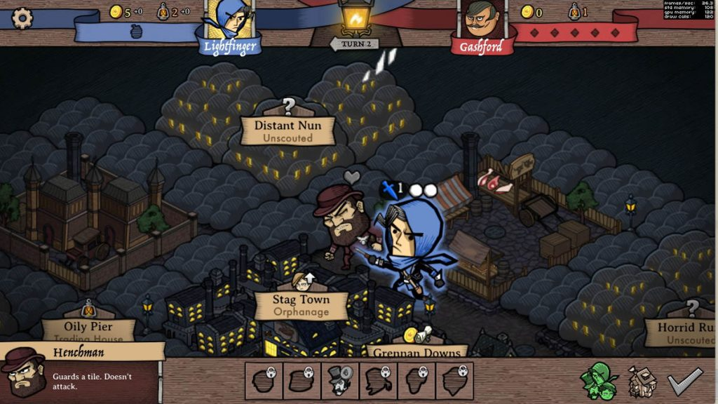 Strategic Digital Board Game Antihero Launches on PC and Mac
