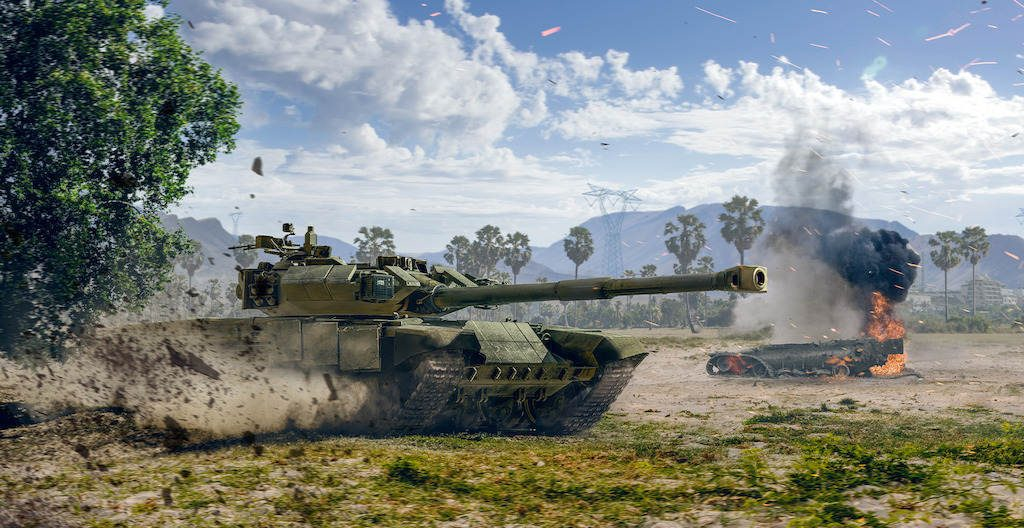 Armored Warfare Eye of the Storm Expansion