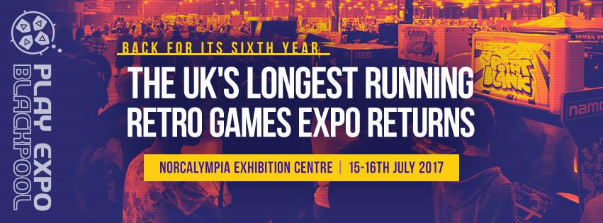 Play Expo Blackpool 2017