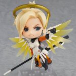 Cool New Nendoroid Overwatch Mercy Classic Skin Figure