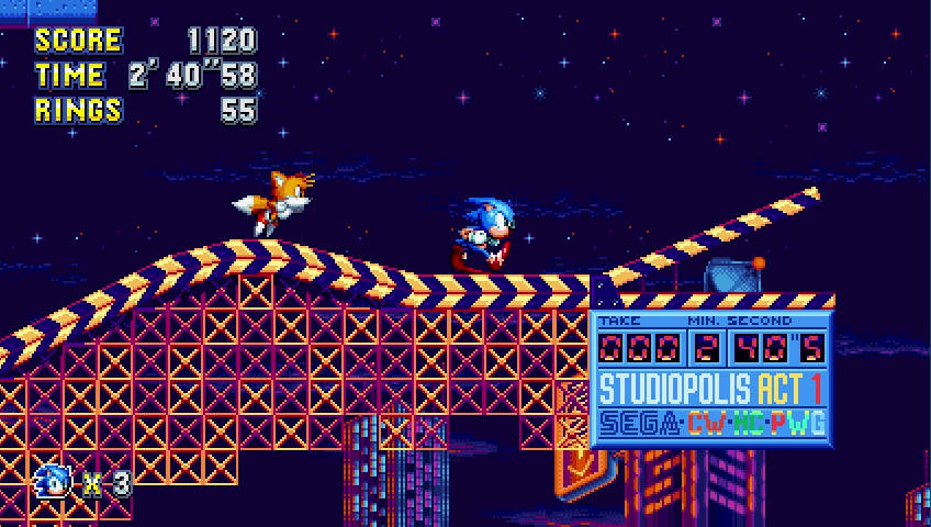 Sonic Mania Release 2