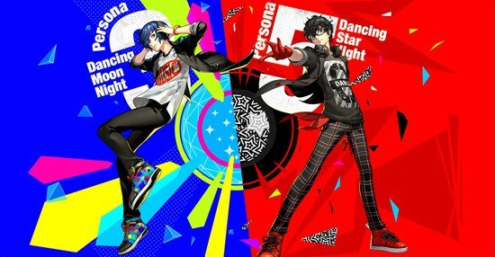 New Persona games