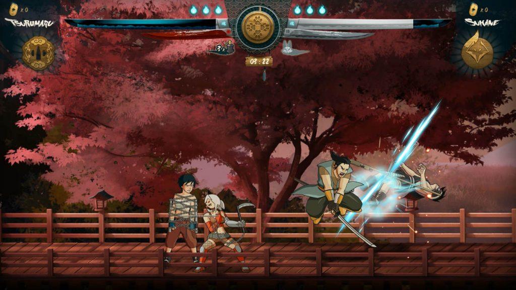 Samurai Riot DawnTown