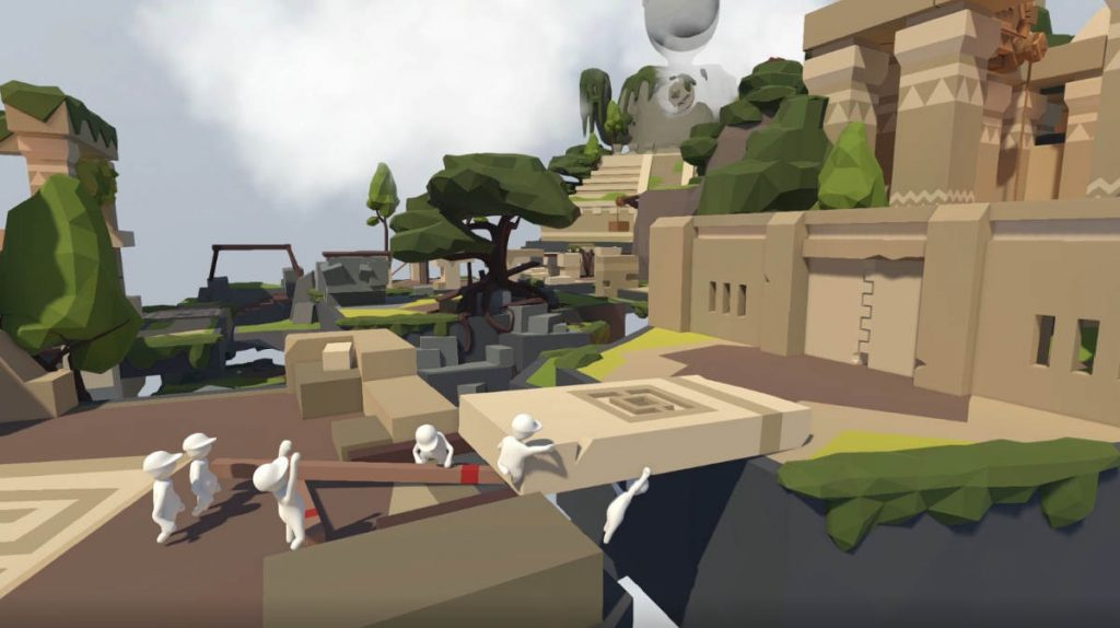 Human: Fall Flat Adds Multiplayer