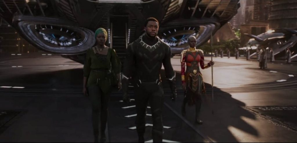 The New Black Panther Film Trailer Looks Pretty Good