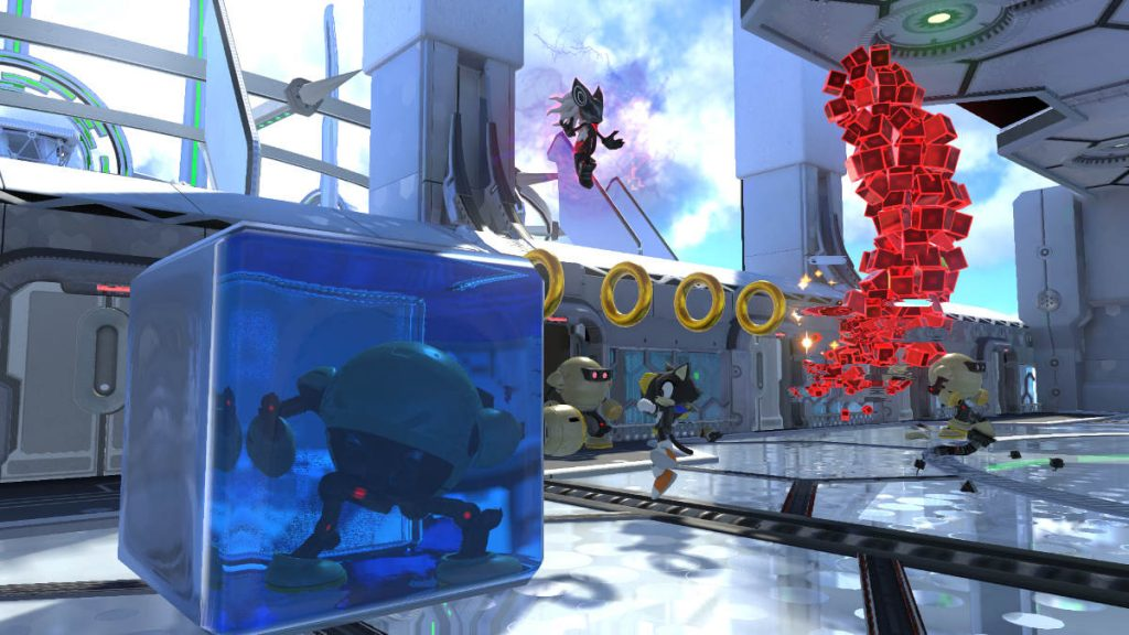 New Sonic Forces Videos Include Infinite Boss Battle