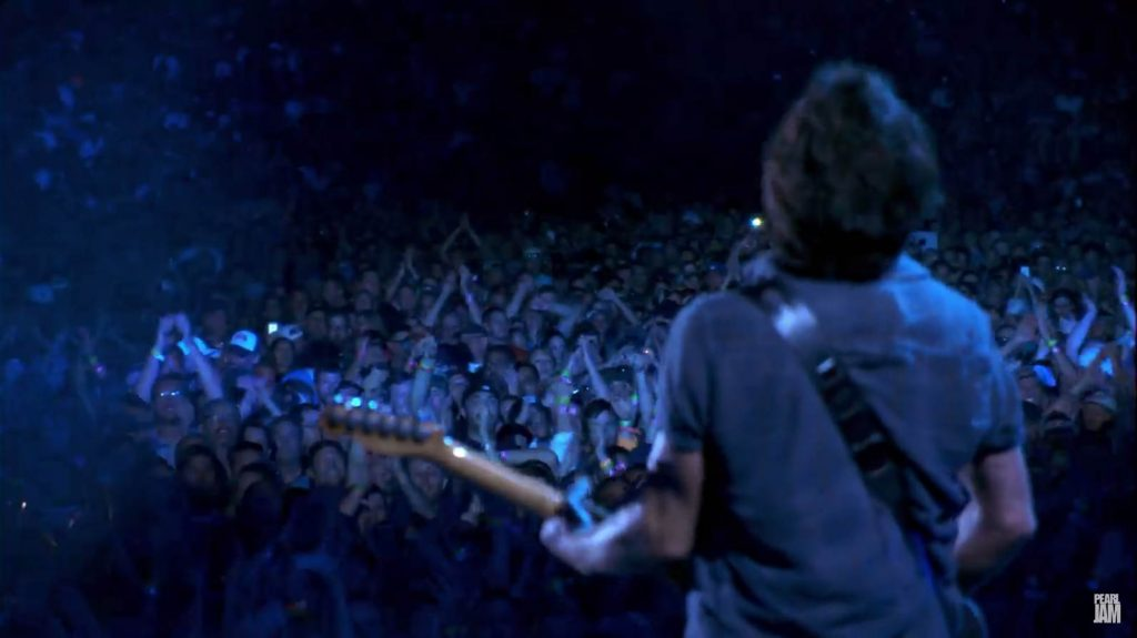Pearl Jam Let's Play Two Concert Film Review