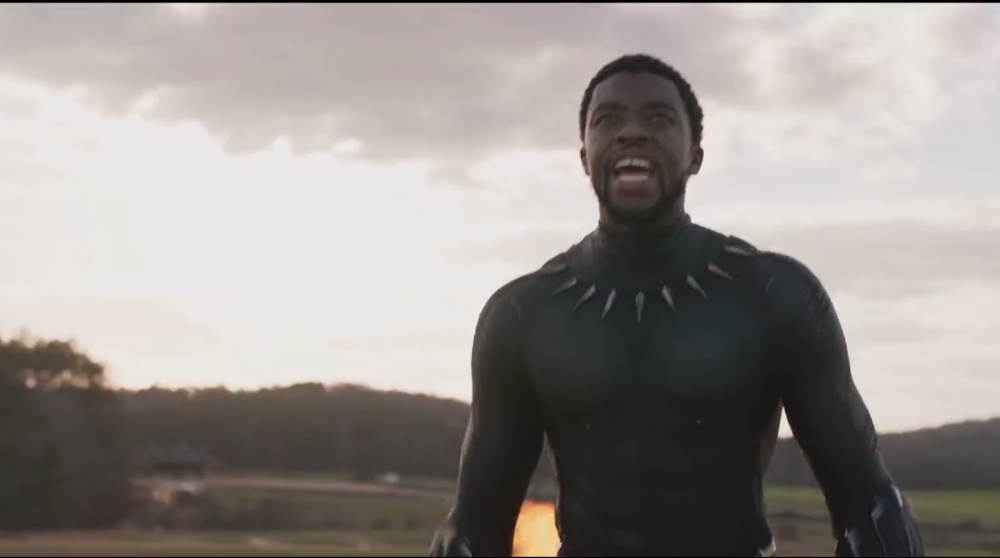 New Black Panther 30 Second 'King' Trailer