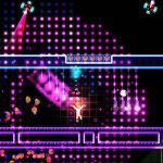 Octahedron is a New Neon Trance Vertical Action Platformer