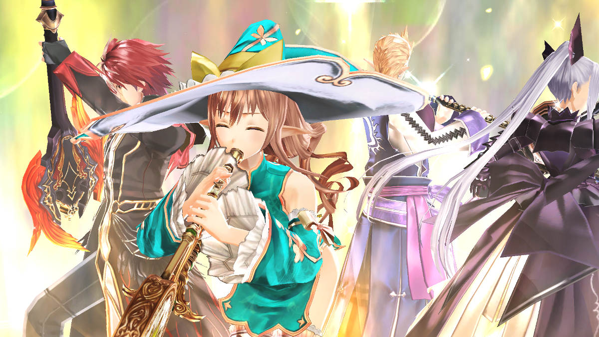 Shining Resonance Refrain Band