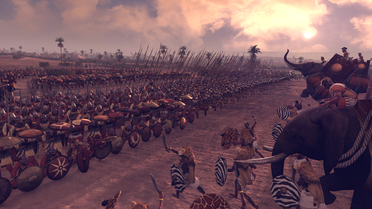 Total War Rome 2 Desert Kingdoms Culture Pack Kingdom of Nabatea