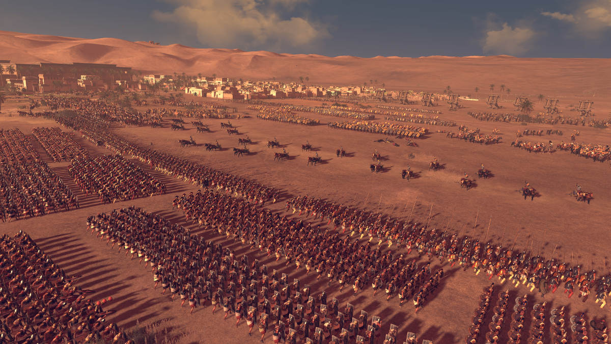 Total War: Rome II Desert Kingdoms Culture Pack