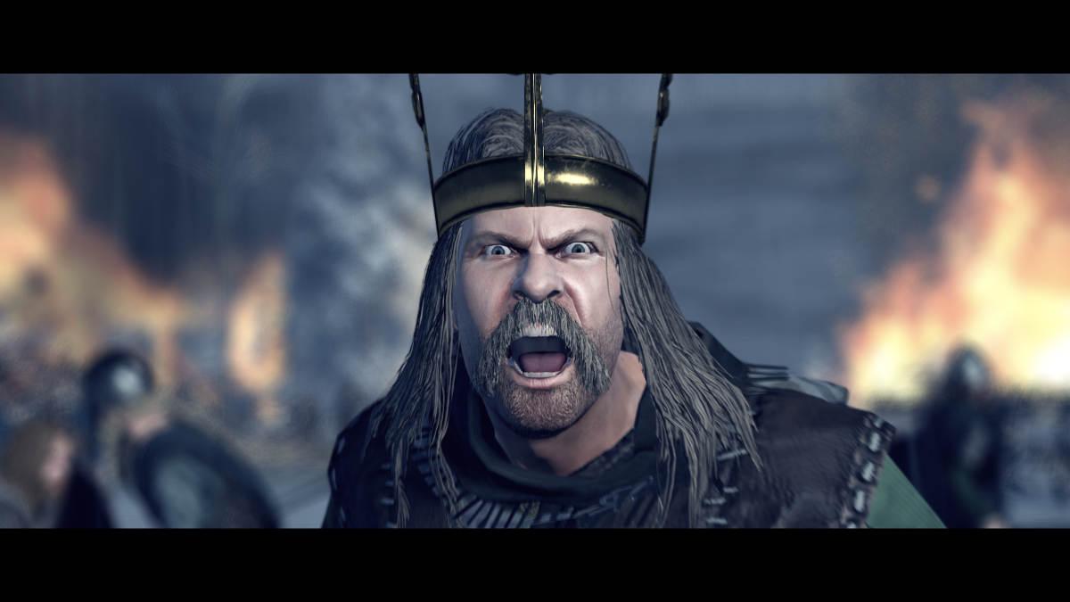 A Total War Saga: Thrones of Britannia Gaelic Kingdom Trailer