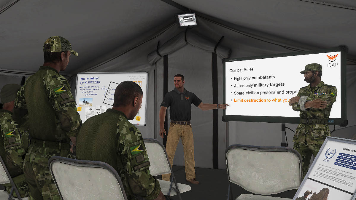 Arma 3 Laws of War DLC Raises $176,667 For Charity
