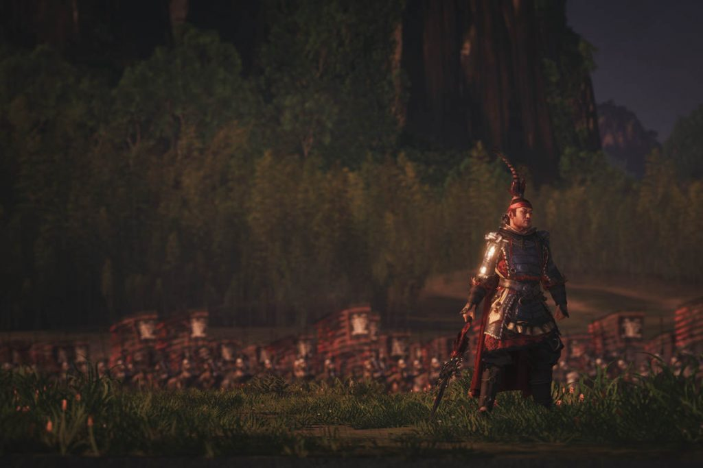 Total War: Three Kingdoms Adds Han Warlord Dong Zhuo and his adopted son/bodyguard Lu Bu